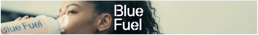 Anuncio Blue Fuel